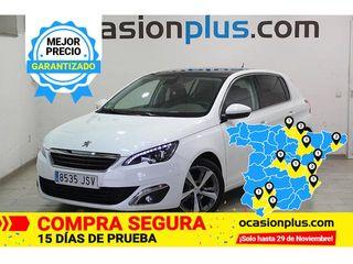 Peugeot 308 1.2 PureTech Allure EAT6 96 kW (130 CV)