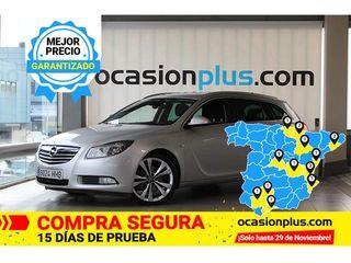 Opel Insignia Sports Tourer 2.0 CDTI SANDS Sport 118 kW (160 CV)