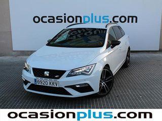 SEAT Leon ST 2.0 TSI SANDS Cupra DSG 221 kW (300 CV)