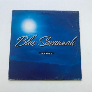 VINILO ERASURE 1990 BLUE SAVANNAH
