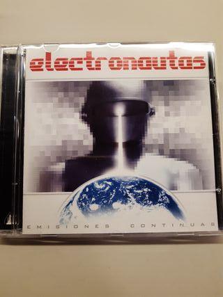 Cd Electronautas
