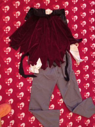 Disfraz Pirata/ Vampiro