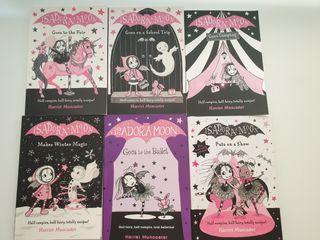Libros Isadora Moon en ingles