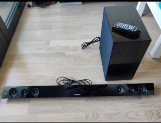Barra de sonido SAMSUNG HW-F450