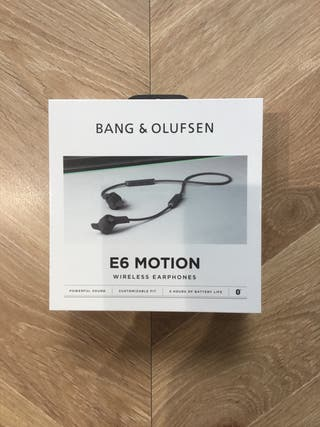 Auriculares Beoplay E6 Motion