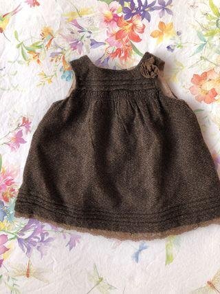Vestidito zara baby