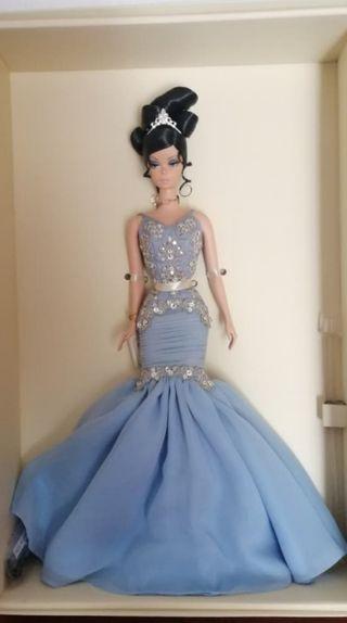 Barbie Fashion Model The Soiree Silkstone gold