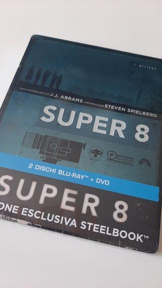 Súper 8 steelbook blu-ray