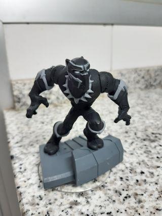 Figura Black Panther Marvel - Disney Infinity 3.0