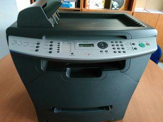 Impresora + fax + escáner