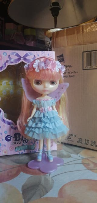 Blythe Spright Beauty completa pullip barbie hada