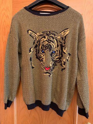 Jersey tigre Zara