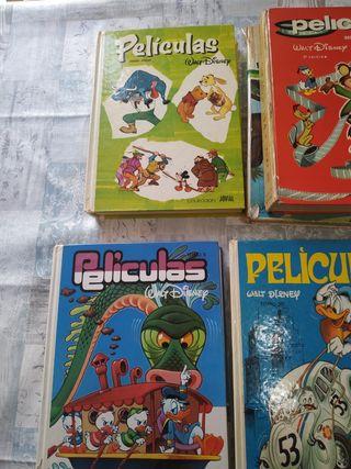 libros películas Disney