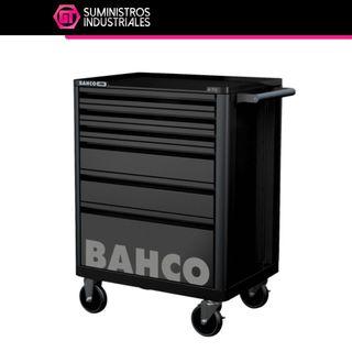 Carro 6 cajones con 206 herramientas - Bahco
