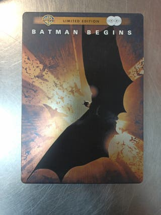 Batman Begins, DVD