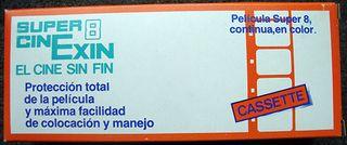 CINTA PELICULA DONALD Y EL CABALLO SALVAJE CINEXIN