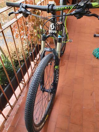 Bicicleta scott scale TELEFONO 629922150 JOSE