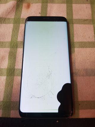 Samsung Galaxy S8 pantalla rota
