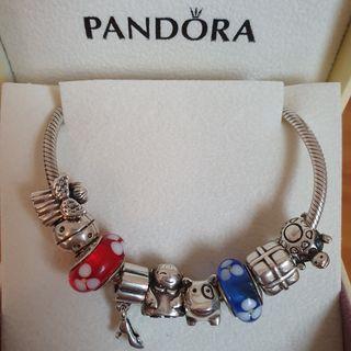 Pulsera plata Pandora