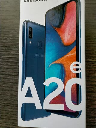 vendo Samsung A20 e