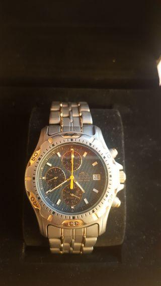 Reloj LOTUS Titanium-Oro (Vintage)