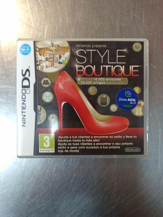 Style Boutique, DS