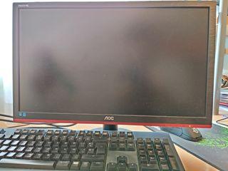 """monitor AOC 22"""" FHD 75Hz"""