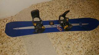 tabla de snowboard en muy buen estado