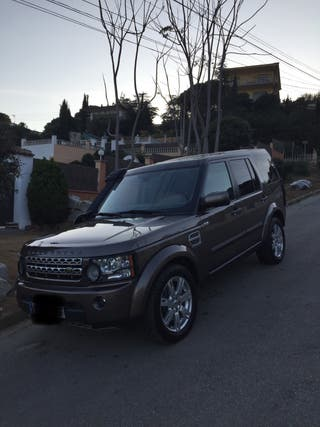 Land Rover Discovery 4 3.0 SE 2010