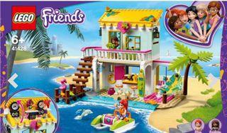 Lego friends 41428. Casa en la playa. A estrenar