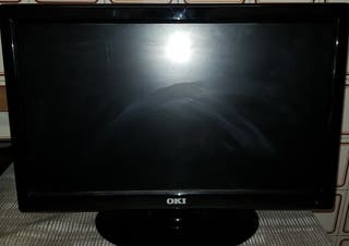 Televisión OKI 24 pulgadas