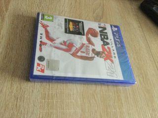 NBA2K21. Ps4