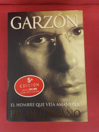 Libro GARZÓN