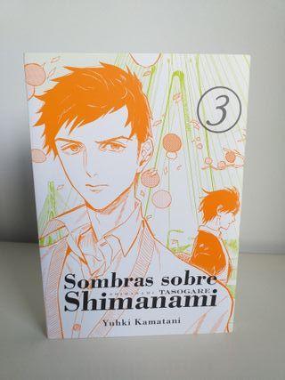 Manga 3 Sombras sobre Shimanami