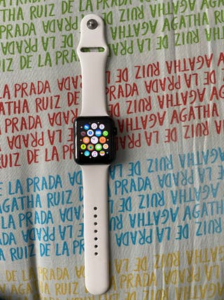 Apple Watch serie 1 de 42mm acero zafiro