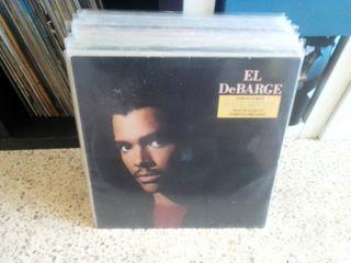 EL DeBARGE LP 1986 DISCO SOUL