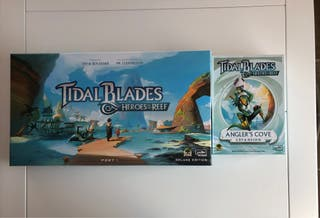Tidal blades deluxe y Angler's cove
