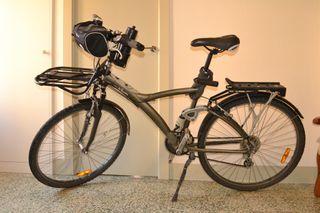 Bicicleta BTWIN DECATHLON Doble Suspensión