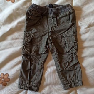 Pantalón calentito
