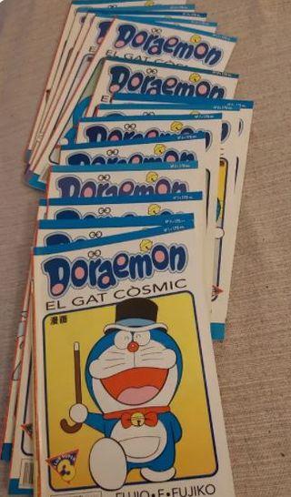 Colección cómics Doraemon