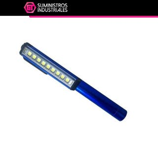 Linterna de bolsillo SMD aluminio - Irimo