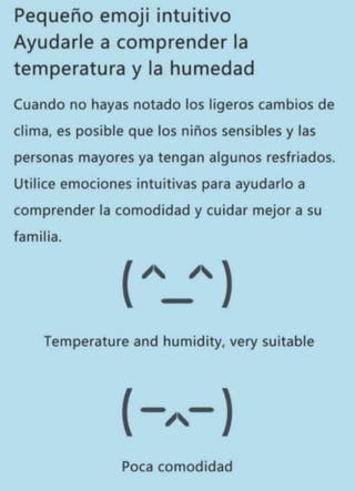 termómetro ambiental xiaomi