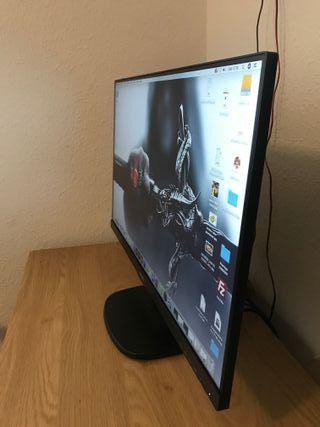 Monitor Philips V Line 27 pulgadas LCD Full HD