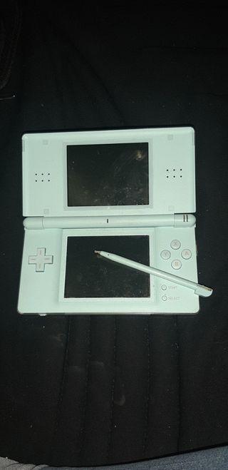Nintendo DS lite azul