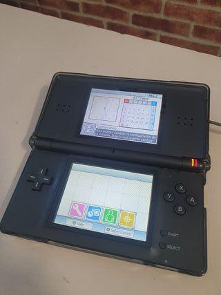Nintendo DS Lite + funda y cargador