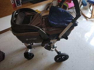 carro concord bebé ,carrito ,cochecito
