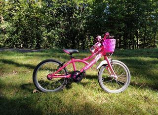 Bicicleta Orbea 18 pulgadas