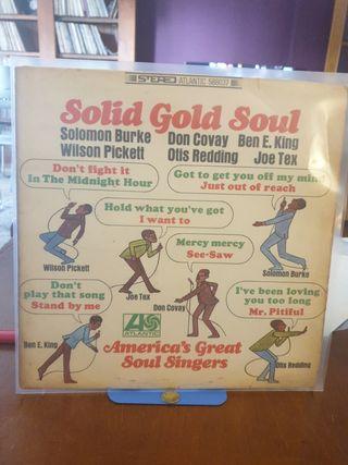 DISCO VINILO SOLID GOLD SOUL 1966