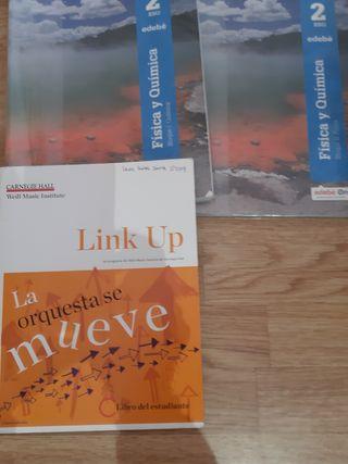 Libros de 2 ESO. IES SALINAS