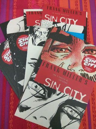 Sin City - Colección completa